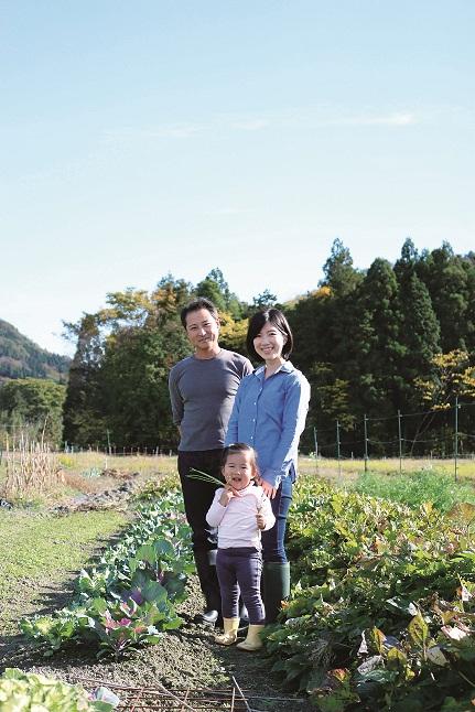 横田 正和さん 未佑さん 珠那ちゃん_写真1