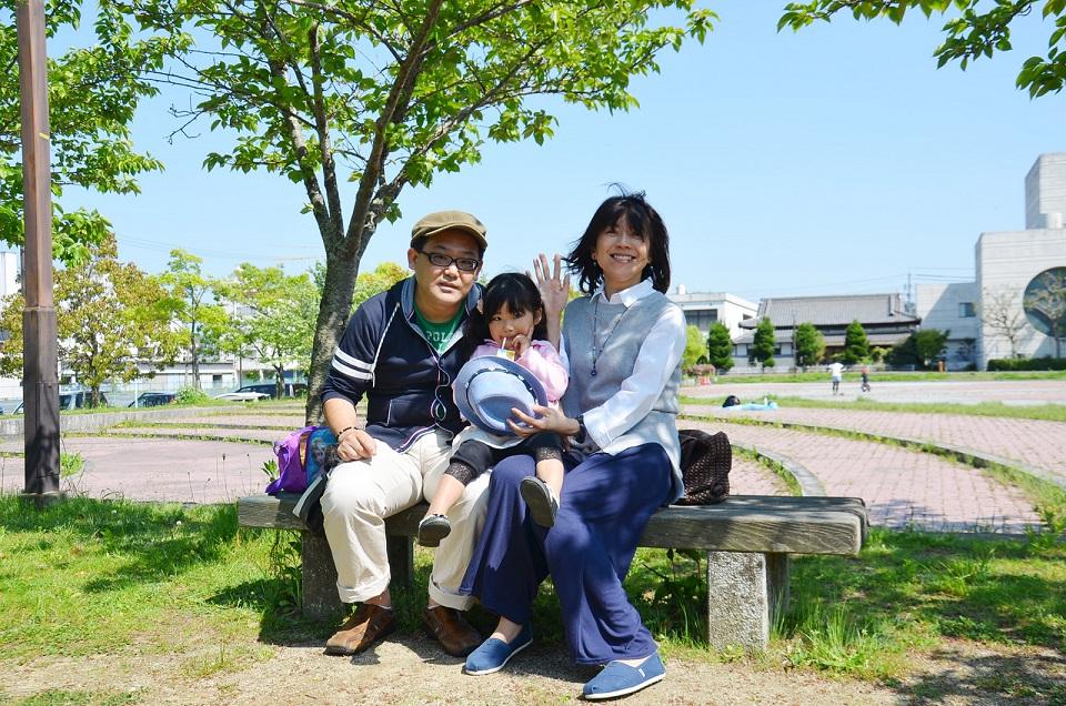遠藤さんファミリー 和弘さん 桂子さん_写真1