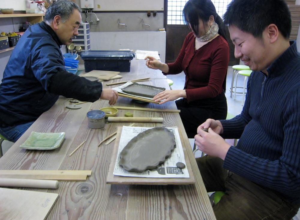 伝統工芸品「伊賀焼」の作陶体験ができます!_写真1